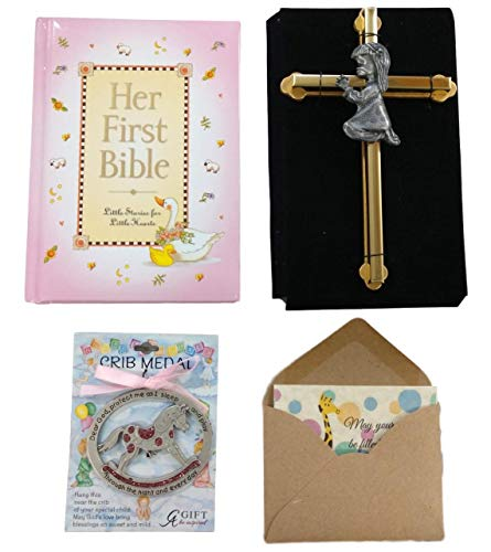 Baby Girl First Bible, 6