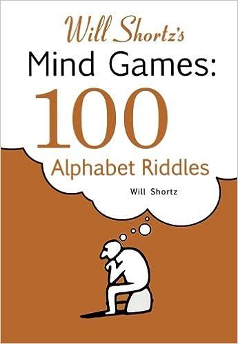 will shortz logic puzzle books