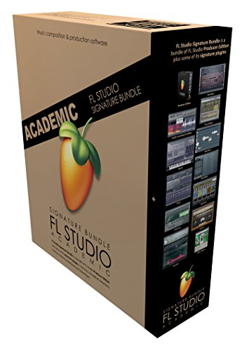 Image Line FL Studio 11 Signature Bundle - Fl Vista