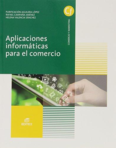Aplicaciones informaticas para el comercio (Ciclos Formativos)