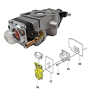 Husqvarna 502845001 Leaf Blower Carburetor Genuine Original Equipment Manufacturer (OEM) part for Husqvarna