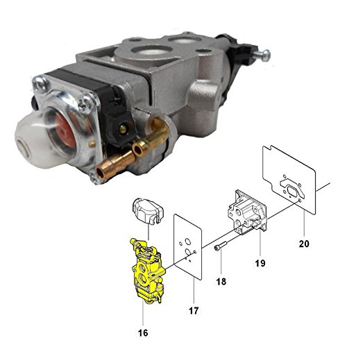 carburetor for leaf blower - 2