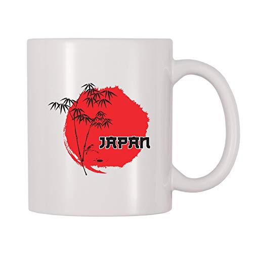 (4 All Times Japan Coffee Mug (11 oz))