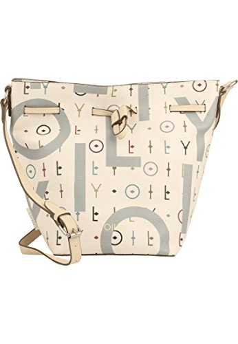 Oilily Jolly Letters Match Sack SVO Weiß