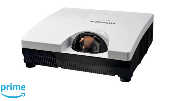 Hitachi CP-D10 Video - Proyector (2000 lúmenes ANSI, LCD, XGA ...
