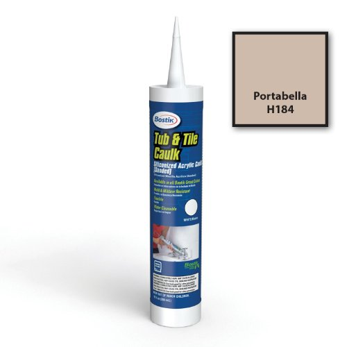 PORTABELLA CAULK SANDED 10OZ -  Bostik, G86289