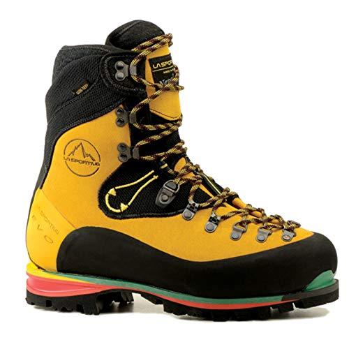 La Sportiva Nepal Evo GTX Mountaineering Boot - Men's Yellow 45.5