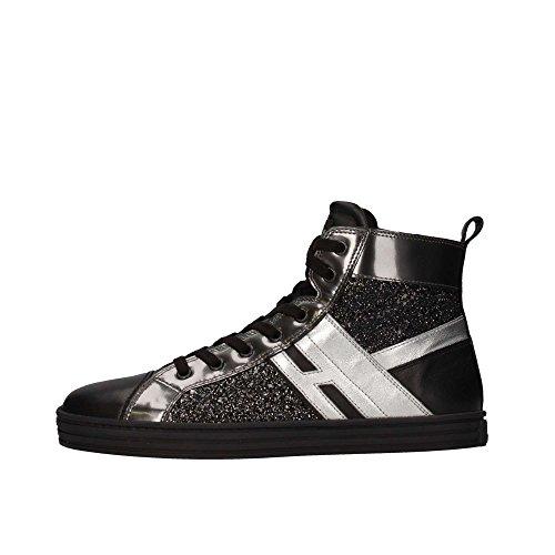 Hogan Junior HXR1410U771E497825 Sneaker Kind Schwarz