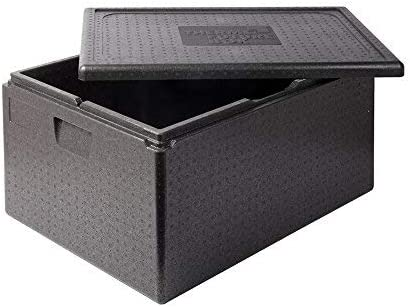 Thermohauser TH Box - Caja contenedor Gastronorm térmico - 40 + 120 ° Made in Germany: Amazon.es: Hogar