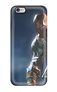 Amanda W. Malone's Shop Best 6436189K22541223 Tpu Phone Case With Fashionable Look For Iphone 6 Plus - Deathstroke