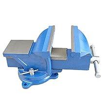 8'' Utility Table-vise 360° Swivel Base Bench Vises Power Tool