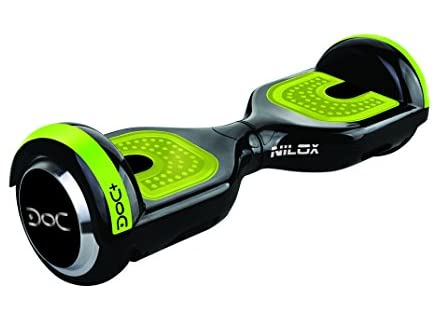 Nilox Hoverboard Doc Plus con Bluetooth