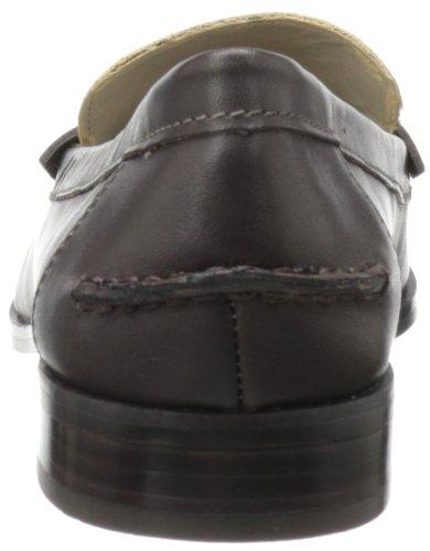 Steven Steve Madden Ronnie Damen Braun Slipper Schuhe Neu/Display EU 38