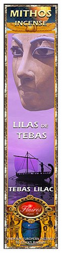 LilacsからThebes Mythos Aphrodisiac Incense – f-035 3pk B007MROT10