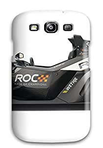 New Snap-on Jeremy Myron Cervantes Skin Case Cover Compatible With Galaxy S3- Vehicles Car