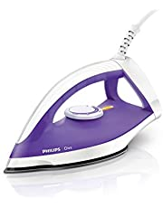 Philips Diva Dry iron Non-Stick Soleplate, 1200 W, 1.7 m Cord length - GC122