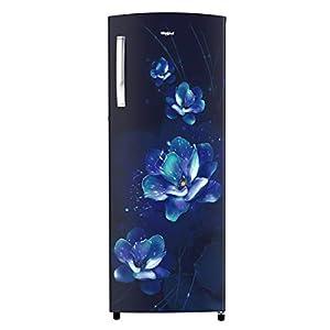 Whirlpool 280 L 4 Star Inverter Direct-Cool Single Door Refrigerator (305 IMPRO PLUS PRM 4S INV SAPPHIRE FLUME, Sapphire…