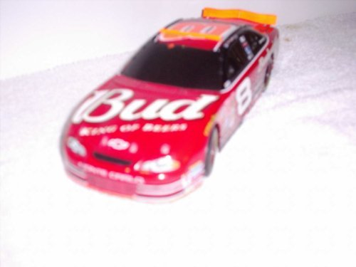 2002 NASCAR Action Racing Collectibles . . . Dale Earnhardt Jr. #8 Budweiser Chevy Monte Carlo 1/24 Diecast . . . Limited Edition 1 of 70,008