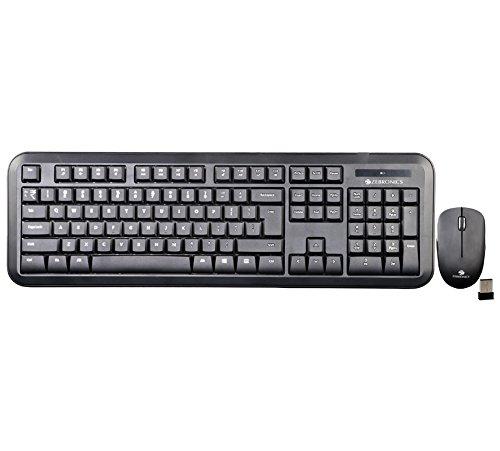 Companion Xl Reconditionné: Redgear Manta 4 1 3 Color LED Keyboard 3200 DPI Mouse RGB