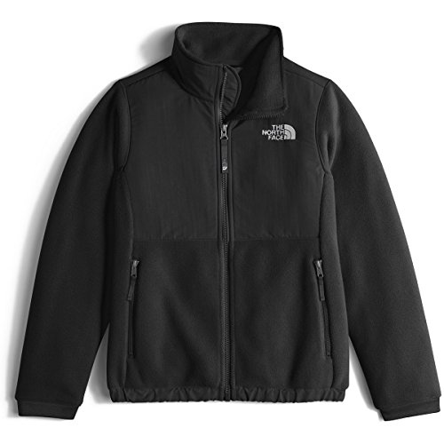 The North Face Denali Jacket Girls' TNF Black (Reversible Girls Jacket)