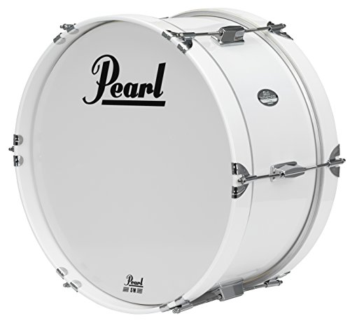 Pearl MJB1608/CXN33 16''x8'' Junior Marching Bass Drum & Carrier by Pearl