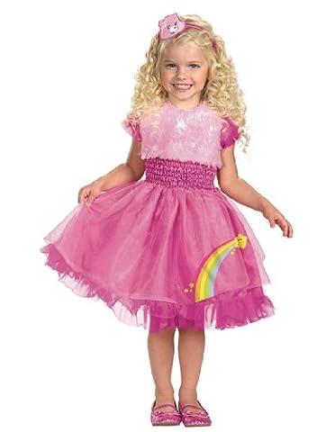 Frilly Cheer Bear Toddler Costume - Toddler Medium - Morris Care Bear Costume