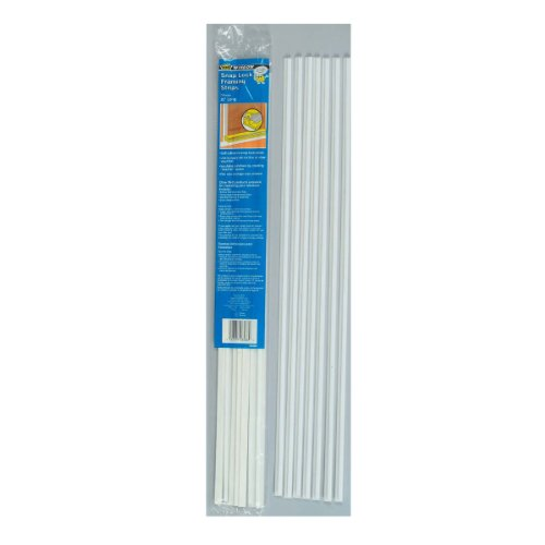 (M-D Building Products 8286 26-Inch long Snap Lock Framing Strips Kit, 7-Pieces )