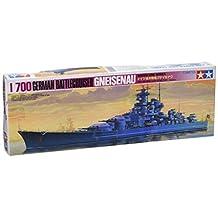 1/700 German Battleship Gneisenau