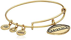 Alex and Ani Brass One Size Rafaelian Gold
