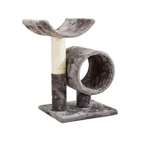 WTTTTW Cat Tree Relaxing Condo Activity Furniture Play Center,Sisal Covered,for ()
