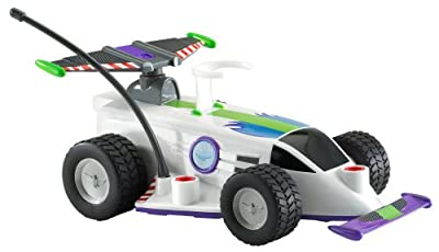Toy Story RC's Race Buzz Lightyear Vehicle