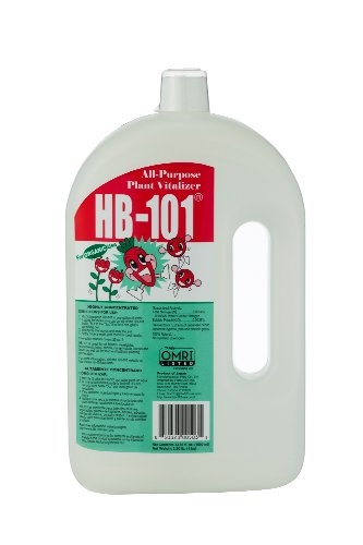 HB-101 All Purpose Plant Vitalizer, 33.81 Fluid Ounce by HB-101