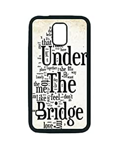 Dave Matthews Band Under The Bridge ~ Silicone Patterned Protective Skin Hard For Case Iphone 6Plus 5.5inch Cover - Haxlly Designs Case