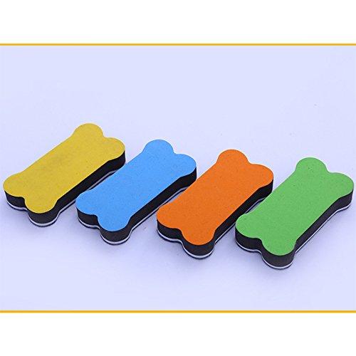 Gomma da cancellare lavagna lavagna e cancellino magnetico spazzola Teaching Supplies for Classroom Office Supplies Tofree