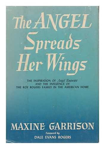 (The angel spreads her wings)