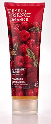 Desert Essence Organics Red Raspberry Shampoo - 8 fl oz