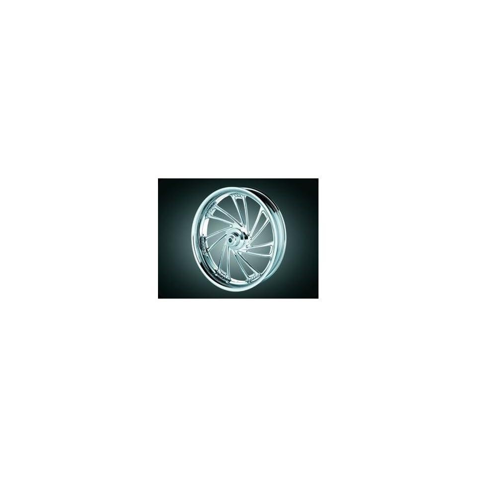 Cartel   Wheel, Tire & Disc Kits, Chrome, 09 Models