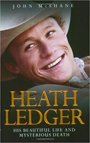 Heath ledger his beautiful life and mysterious death john heath ledger his beautiful life and mysterious death john mcshane 9781844546336 amazon books fandeluxe Image collections