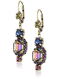Sorrelli Classic Crystal Drop Earrings