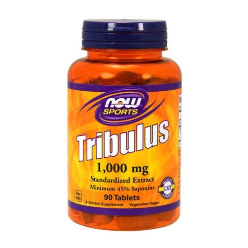Now Foods Tribulus 1000 mg - 90 Tabs (pack of 6)