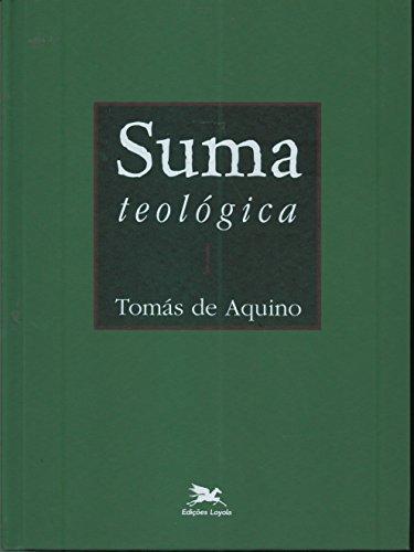 Suma Teológica. Bilíngue - Volume I