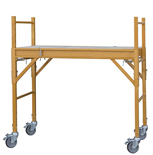 "Pro Series GSSIM 4"" Mini Multipurpose Scaffolding"