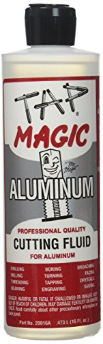- Tap Magic 20016A Aluminum Fluid with Spout Top, 16 oz, Light Yellow (Pack of 1)