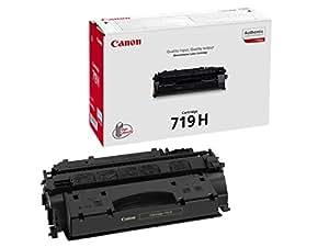 Canon 719H - Tóner para Canon LBP-6300 (6400 páginas), negro