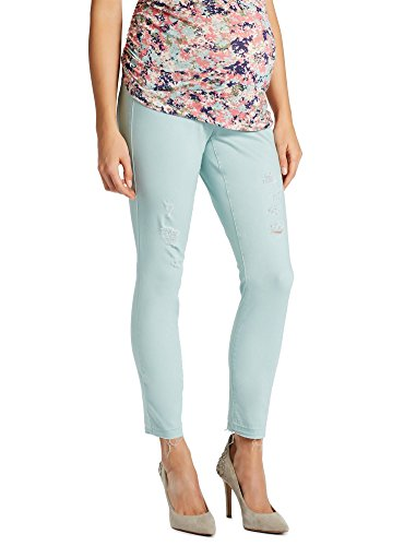 Secret Fit Belly Cropped Pant - 2