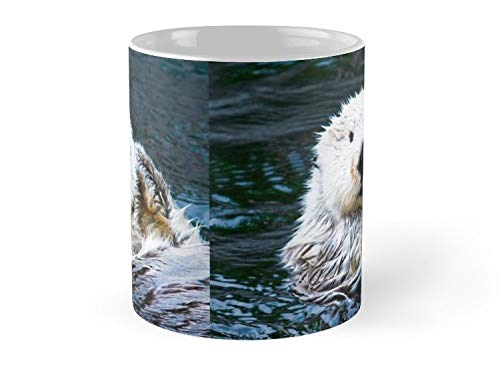 Otterly Blissful Mug - 11oz Mug - Best gift for family friends