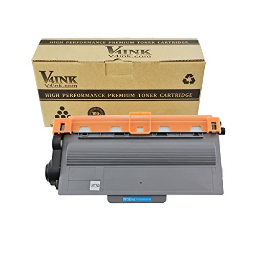 V4INK Compatible Replacement for Brother TN720/ TN750 Toner