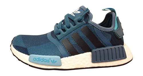719cce3c15a94 Adidas Originals Nmd_r1 Femmes Baskets Sneakers Chaussures (uk 4.5 Us 6 Eu  37 1/