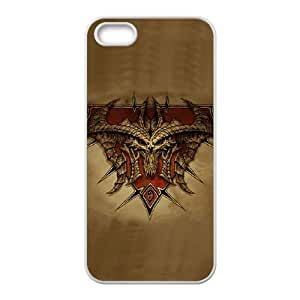 Diablo iPhone 4 4s Cell Phone Case White K3956824