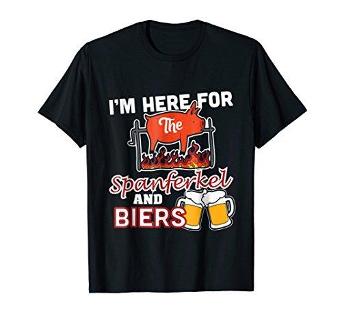Spanferkel And Biers Oktoberfest T-Shirt